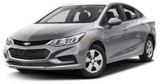 2016 Chevrolet Cruze Frankfort, IL and Lansing, IL 1G1BB5SM3G7272021