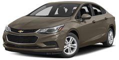 2017 Chevrolet Cruze Round Rock, TX 1G1BE5SM4H7140863