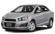 2016 Chevrolet Sonic Longview, TX 1G1JA5SH2G4156876