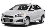 2016 Chevrolet Sonic Longview, TX 1G1JA5SH9G4157149