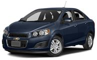 2016 Chevrolet Sonic Frankfort, IL and Lansing, IL 1G1JC5SH1G4170195