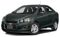 2016 Chevrolet Sonic Frankfort, IL and Lansing, IL 1G1JC5SH8G4154852