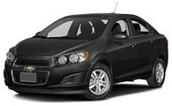2016 Chevrolet Sonic Round Rock, TX 1G1JC5SH5G4183127