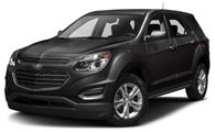 2017 Chevrolet Equinox Frankfort, IL and Lansing, IL 2GNFLEEK3H6216296