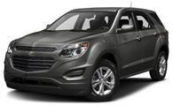 2016 Chevrolet Equinox Frankfort, IL and Lansing, IL 2GNALBEK8G6256011