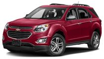 2016 Chevrolet Equinox Springfield, OH 2GNALDEK6G6237887