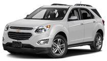 2017 Chevrolet Equinox Round Rock, TX 2GNALDEK5H6232794