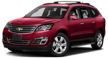 2016 Chevrolet Traverse Round Rock, TX 1GNKRJKD2GJ329380