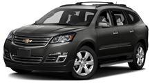 2017 Chevrolet Traverse Round Rock, TX 1GNKRJKD0HJ154418