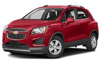 2016 Chevrolet Trax Mitchell, SD KL7CJLSB7GB595399