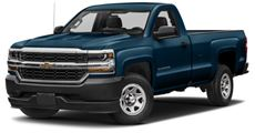 2016 Chevrolet Silverado 1500 Frankfort, IL and Lansing, IL 1GCNCNEH9GZ401593