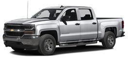 2016 Chevrolet Silverado 1500 Mitchell, SD 3GCUKREC6GG204178