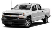 2017 Chevrolet Silverado 1500 Frankfort, IL and Lansing, IL 3GCPCNEH8HG246142