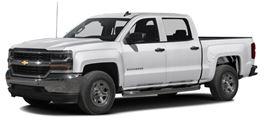 2016 Chevrolet Silverado 1500 Round Rock, TX 3GCUKREC9GG196089