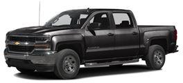 2016 Chevrolet Silverado 1500 Mitchell, SD 3GCUKREC2GG217655