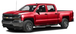 2016 Chevrolet Silverado 1500 Mitchell, SD 3GCUKREC8GG215599