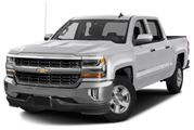 2017 Chevrolet Silverado 1500 Frankfort, IL and Lansing, IL 3GCUKREC8HG357081