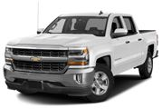2017 Chevrolet Silverado 1500 Round Rock, TX 3GCUKREC6HG167375