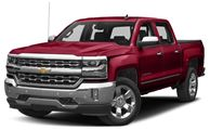 2017 Chevrolet Silverado 1500 Mitchell, SD 3GCUKSEJ4HG125504