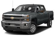2016 Chevrolet Silverado 2500HD Round Rock, TX 1GC1KVE82GF212593