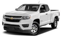 2017 Chevrolet Colorado Frankfort, IL and Lansing, IL 1GCHSBEA5H1258322
