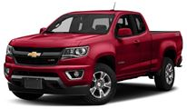2016 Chevrolet Colorado Round Rock, TX 1GCHSDE39G1366258