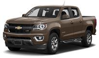 2016 Chevrolet Colorado Round Rock, TX 1GCGTDE38G1321059