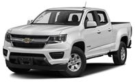 2017 Chevrolet Colorado Frankfort, IL and Lansing, IL 1GCGTBEN8H1219512