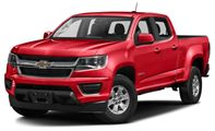 2017 Chevrolet Colorado Frankfort, IL and Lansing, IL 1GCGTBEN7H1205892