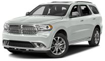 2017 Dodge Durango Sheboygan, WI 1C4RDJEG5HC601213