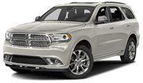 2017 Dodge Durango Longview, TX 1C4RDHEG4HC617993