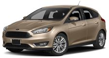 2017 Ford Focus Mt Vernon, OH 1FADP3N23HL229202