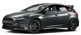 2017 Ford Focus RS Newark, CA WF0DP3TH2H4124546