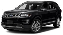 2017 Ford Explorer London, KY 1FM5K8D82HGE35423