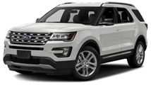 2017 Ford Explorer London, KY 1FM5K7D89HGD63128