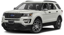 2017 Ford Explorer Montrose, CO 1FM5K8GT5HGD54822