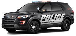 2016 Ford Utility Police Interceptor Mitchell, SD 1FM5K8AR0GGD16684