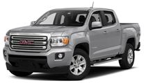 2017 GMC Canyon Morrow 1GTG5CEN3H1268293