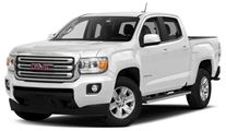 2017 GMC Canyon Morrow 1GTG5CEN0H1285357