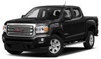 2017 GMC Canyon Morrow 1GTG5CEN1H1258748