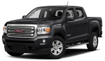 2017 GMC Canyon Morrow 1GTG5CEN7H1290829