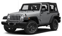 2017 Jeep Wrangler Columbus, IN 1C4AJWAG3HL631870