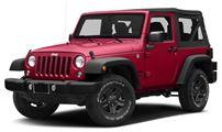 2017 Jeep Wrangler Dover, OH  1C4AJWAG9HL740012