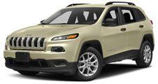 2016 Jeep Cherokee Longview, TX 1C4PJLAS8GW370648