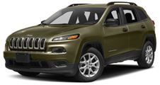 2017 Jeep Cherokee LAS VEGAS, NV 1C4PJLAB8HW616776
