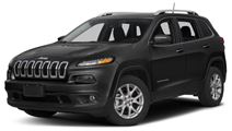 2017 Jeep Cherokee Houston TX 1C4PJLCS4HW641199