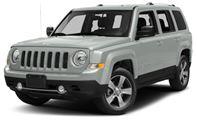 2017 Jeep Patriot Houston TX 1C4NJPFA5HD118125