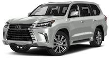 2017 Lexus LX 570 Pembroke Pines, FL JTJHY7AX8H4243962