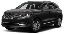 2017 LINCOLN MKX Carthage, TX 2LMPJ6LR1HBL11598