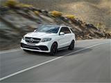 2017 Mercedes-Benz AMG GLE Pleasanton, CA 4JGDA7FB1HA835588